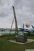 Museum of Aviation Technology Minsk Belarus Air Museum Ejection seat