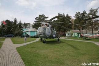 Museum of Aviation Technology Minsk Air Museum Mil Mi-6