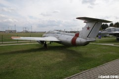 Museum of Aviation Technology Minsk Air Museum Let L-29