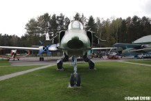 Museum of Aviation Technology Minsk Air Museum MiG-27