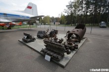 Museum of Aviation Technology Minsk Air Museum