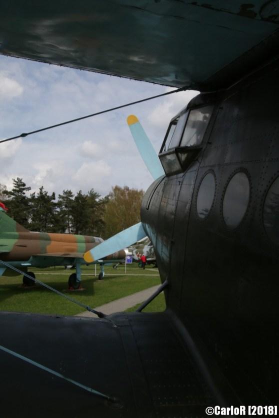 Museum of Aviation Technology Minsk Air Museum Antonov An-2