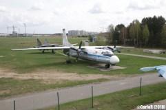 Museum of Aviation Technology Minsk Air Museum Antonov An-24