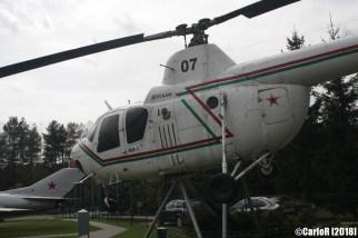 Museum of Aviation Technology Minsk Air Museum Mil Mi-1