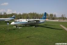 Minsk Airport Museum of Aviation Technology Minsk Air Museum Antonov An-24