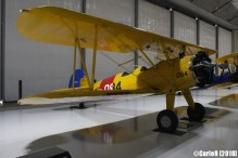 Lone Star Flight Museum Stearman Kaydet