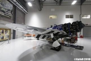 Lone Star Flight Museum Thunderbolt