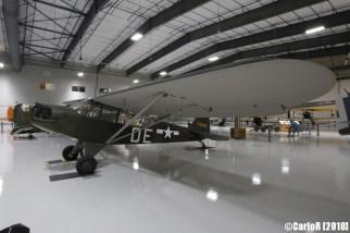 Lone Star Flight Museum Piper Cub
