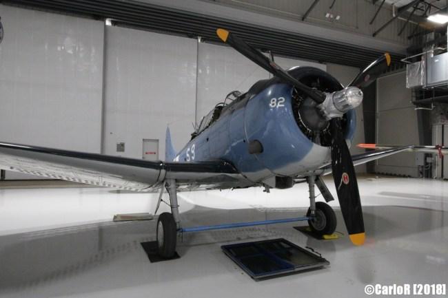 Lone Star Flight Museum Dauntless