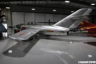 Lone Star Flight Museum MiG-15