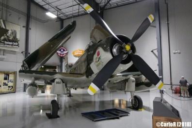 Lone Star Flight Museum Skyraider