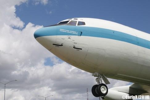 Lone Star Flight Museum 707 NASA
