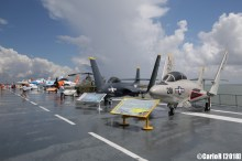 USS Lexington Aircraft