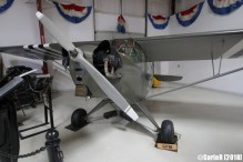 Cavanaugh Flight Museum Cub