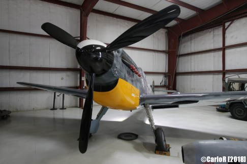 Cavanaugh Flight Museum Messerschmitt