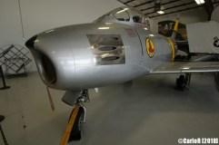 Cavanaugh Flight Museum Sabre
