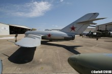Cavanaugh Flight Museum MiG-17