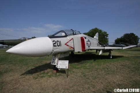 Fort Worth Aviation Museum Phantom