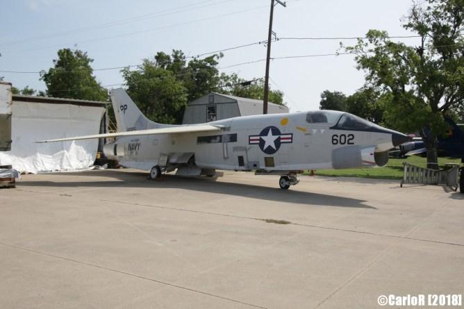 Fort Worth Aviation Museum Crusader