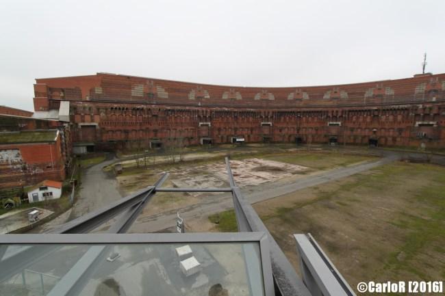 Nuremberg Congress Hall Zeppelin Field