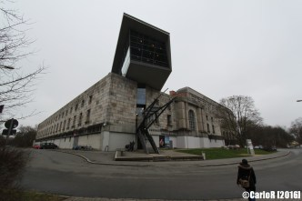 Nuremberg Congress Hall Zeppelin Field