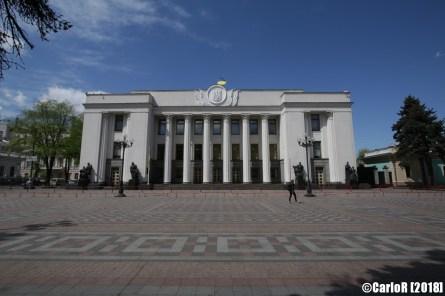Kiev Parliament Ukraine