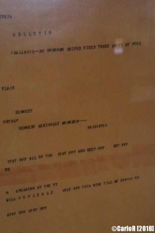 Sixth Floor Museum Dallas Kennedy Assassination Oswald News Agency