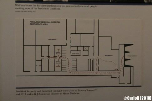 Sixth Floor Museum Dallas Kennedy Assassination Oswald Parkland Hospital