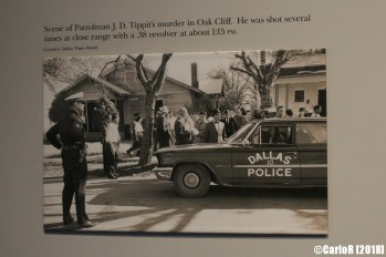 Sixth Floor Museum Dallas Kennedy Assassination Oswald Movements Tippit Murder