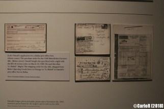 Sixth Floor Museum Dallas Kennedy Assassination Oswald Evidence