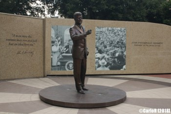 Kennedy Assassination Fort Worth Last Speech