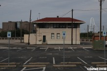 Kennedy Assassination Oswald Dallas Railway Control Station