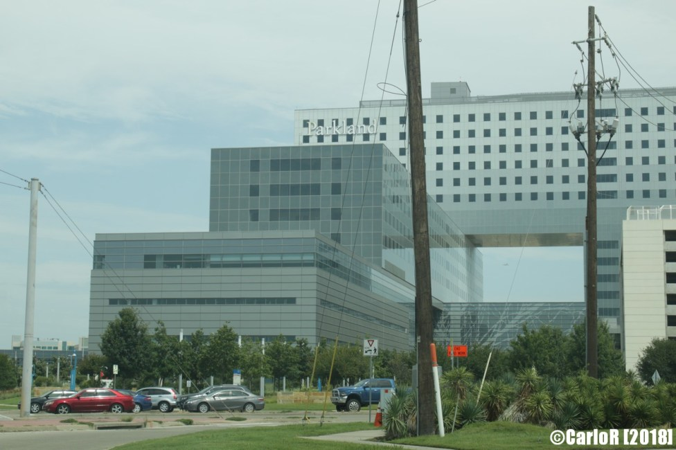 Kennedy Assassination Oswald Dallas Parkland Memorial Hospital