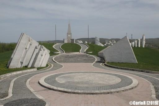 KadinjacaSerbiaTitoYugoslaviaCommunistMonument