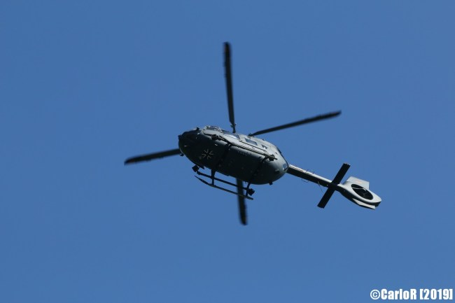 Jagel Spotterday 2019 H145 76+02 Luftwaffe