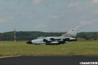 Jagel Spotterday 2019 Tornado ECR 46+32 Luftwaffe