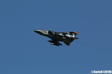 Jagel Spotterday 2019 Tornado IDS 43+25 Luftwaffe Immelmann