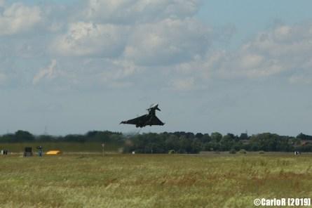 Jagel Spotterday 2019 Eurofighter Typhoon Luftwaffe 31+08