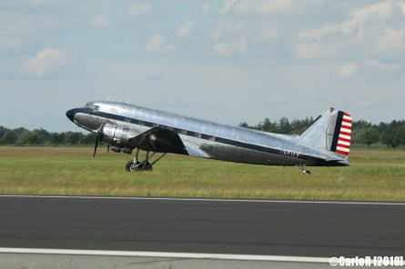 Jagel Spotterday 2019 70th Anniversary Berlin Airlift Douglas DC-3 N341A