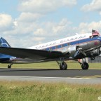 Berlin Airlift 70th Anniversary Celebrations in Schleswig-Jagel
