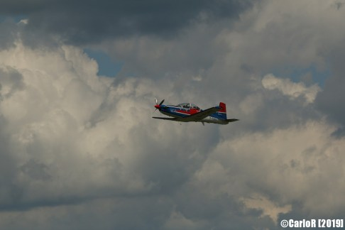 Jagel Spotterday 2019 Pilatus PC-9 D-FGMT Qinetiq
