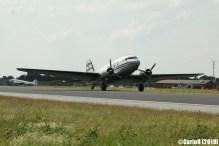 Jagel Spotterday 2019 70th Anniversary Berlin Airlift Douglas DC-3 N877MG Pan American Airways System