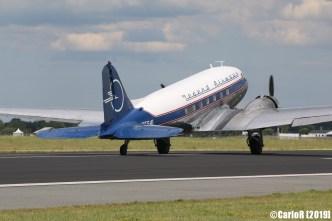Jagel Spotterday 2019 70th Anniversary Berlin Airlift Douglas DC-3C N25641 Legend Airways