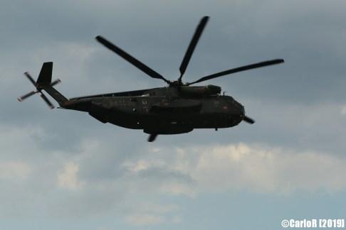 Jagel Spotterday 2019 Sikorsky CH-53G 84+38 Luftwaffe