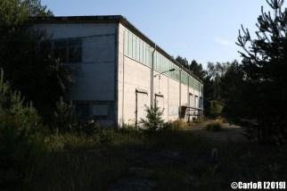 Honecker Bunker Objekt 17/5001 Prenden DDR Berlin