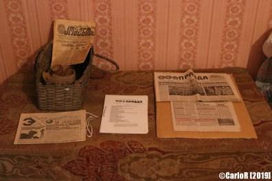 Tbilisi Stalin Underground Printing House Soviet Era Communism Museum