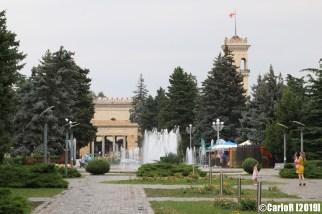 Joseph Stalin Museum Birthplace Gori Georgia Soviet Relic