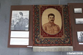 Joseph Stalin Museum and Birthplace Gori Georgia Soviet Relic