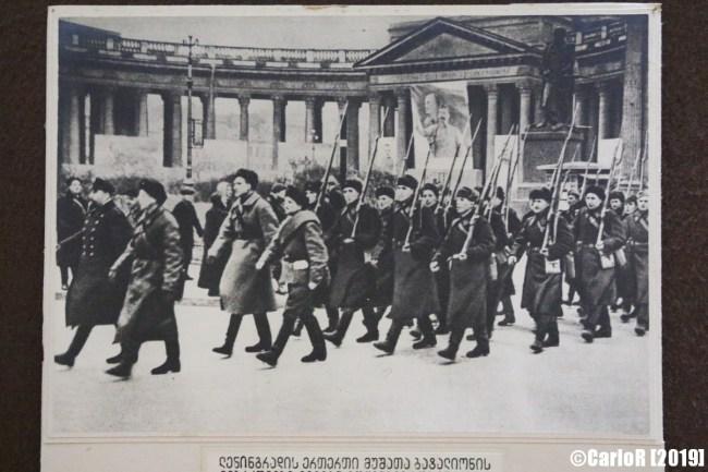Joseph Stalin Museum and Birthplace Gori Georgia Soviet Relic