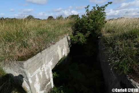 Atlantic Wall Stauning Battery Denmark Nazi Defense Line Atlantikwall